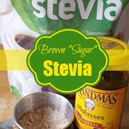 Homemade Brown Sugar Stevia