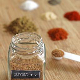 Homemade Burrito Spice Mix