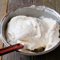 Homemade Cannoli Filling