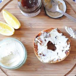 Homemade Cashew Cream Cheese