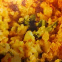 Homemade Cheesy Chicken  Broccoli Casserole
