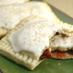 Homemade Cherry Pop Tarts