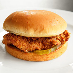 Homemade Chick-Fil-A Sandwiches