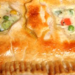 Homemade Chicken Pot Pie Casserole Recipe