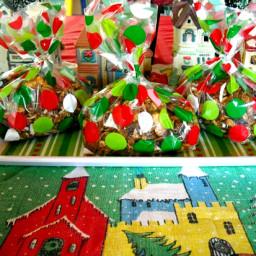 Homemade Christmas: Christmas Granola Recipe
