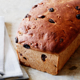 Homemade Cinnamon-Raisin Bread