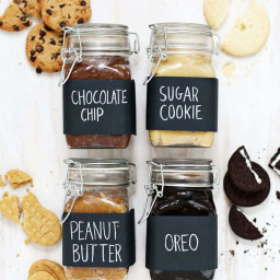 Homemade Cookie Butter (with any cookie!)