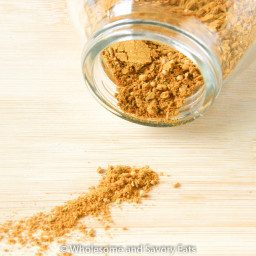 Homemade Curry Powder