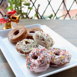 Homemade Doughnut Recipe