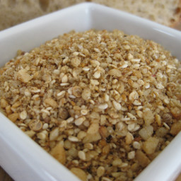 Homemade Dukkah Recipe
