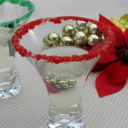 Homemade Edible Glitter - Colored Salt or Sugar