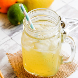 Homemade Electrolyte Drink for POTS