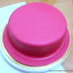 Homemade Fondant Recipe