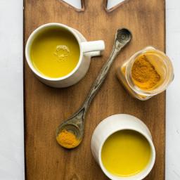 Homemade Golden Milk Spice Mix