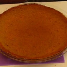 Homemade Graham Cracker Pie Crust