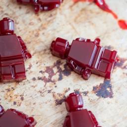 Homemade Gummy Snacks Recipe