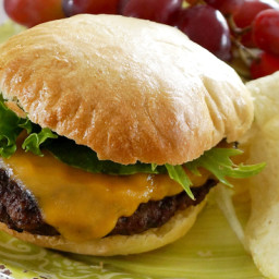 Homemade Hotdog/Hamburger Buns {Freezer Friendly}