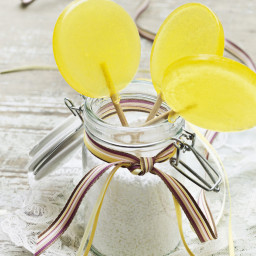 Homemade Lollipops