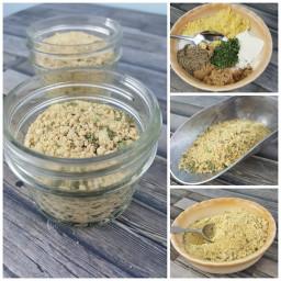 Homemade Mustard Dry Rub Recipe