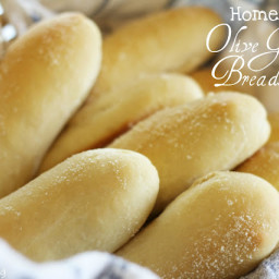 Homemade Olive Garden Breadsticks