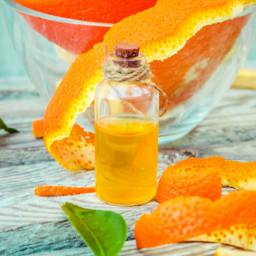 Homemade Orange Oil Recipe (Easy)