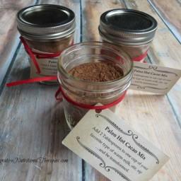 Homemade Paleo Hot Cacao Mix