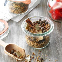Homemade Pickling Spice