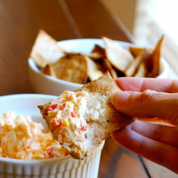 Homemade Pimento Cheese Spread