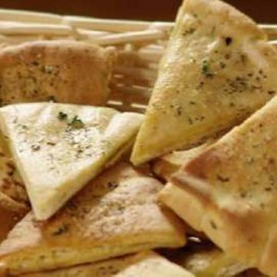 Homemade Pita Chips