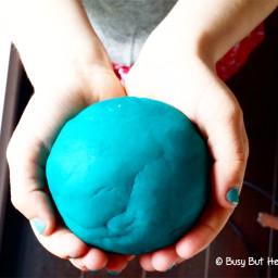 Homemade Play Doh
