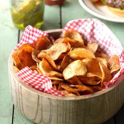 Homemade Potato Chips