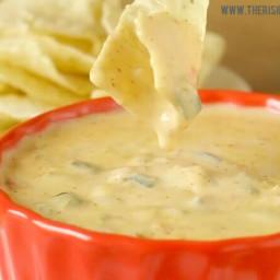 Homemade Queso (Cheese) Dip