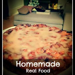Homemade Real Food Cinnabons