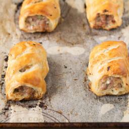 Homemade Sausage Rolls Recipe