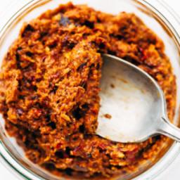 Homemade Thai Massaman Curry Paste