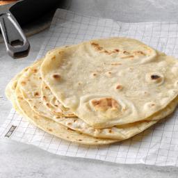 Homemade Tortillas - 2