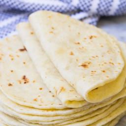 Homemade Tortillas Recipe