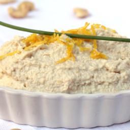 Homemade Vegan Cashew Ricotta