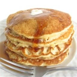 Homemade Whole-Grain Pancake Mix
