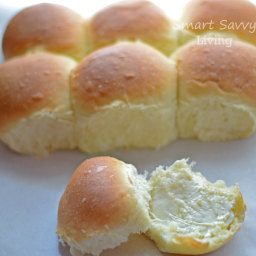 Homemade Yeast Rolls or Bread Recipe