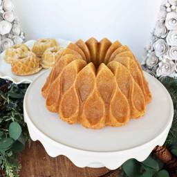 Homemade Yellow Butter Cake