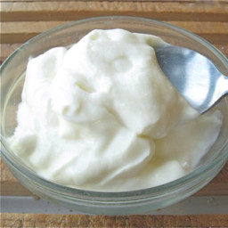 homemade yogurt: simple pleasure