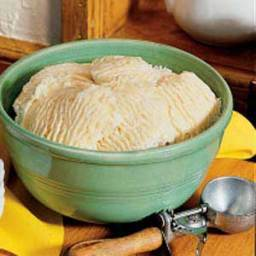 Homemade Frozen Custard Recipe