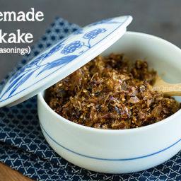 Homemade Furikake (Rice Seasonings)