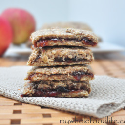 Homemade Nutri-Grain Bars