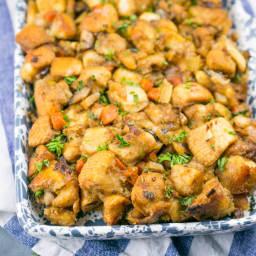 Homestyle Vegan Stuffing Recipe