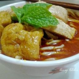 Home Taste Sarawak Laksa