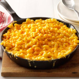 Homey Mac and Cheese Recipe