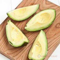 Honey Avocado Mango Salad
