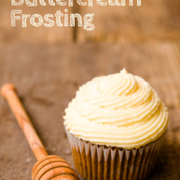 Honey Buttercream Frosting Recipe